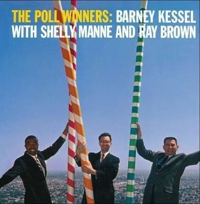 MANN/KESSEL/BROWN The Poll Winners LP
