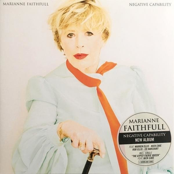 MARIANNE FAITHFULL Negative Capability LP