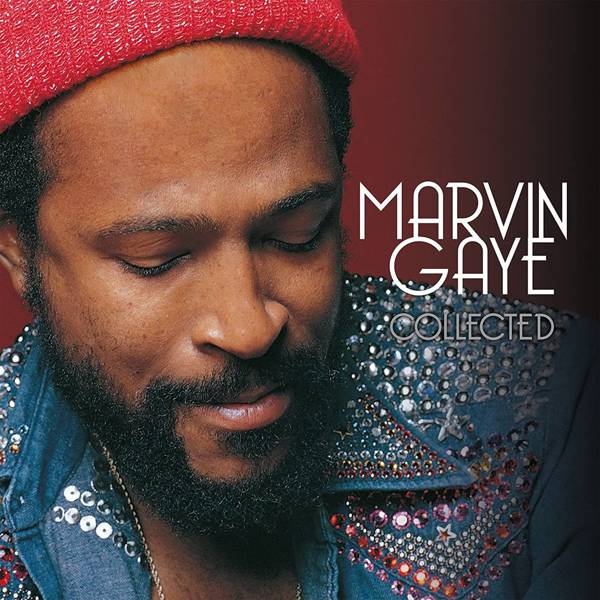 MARVIN GAYE Collected 2LP
