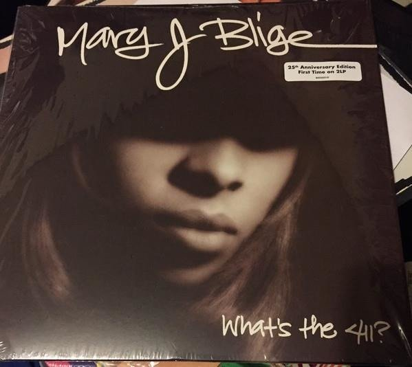 MARY J. BLIGE What's The 411? 2LP