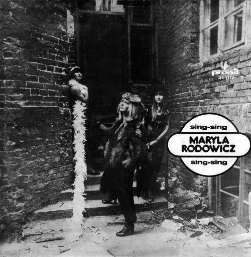MARYLA RODOWICZ Sing-Sing LP
