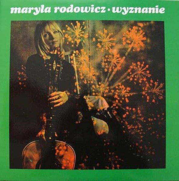 MARYLA RODOWICZ Wyznanie LP