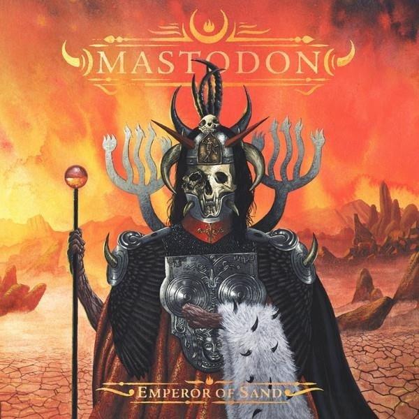 MASTODON Emperor Of Sand 2LP