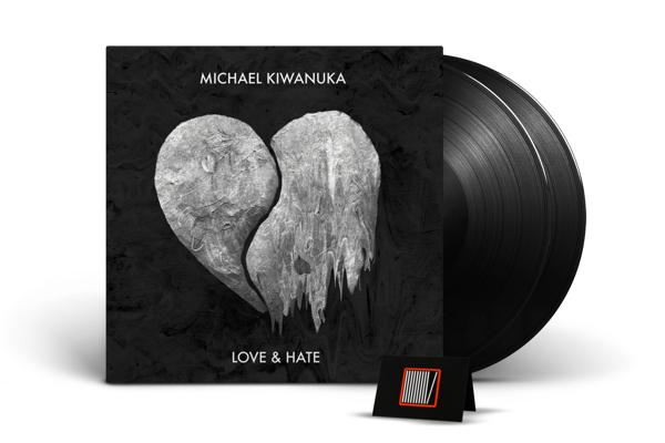 MICHAEL KIWANUKA Love & Hate 2LP