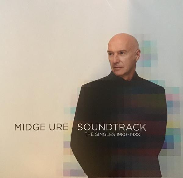 MIDGE URE Soundtrack: The Singles 1980-1988 LP