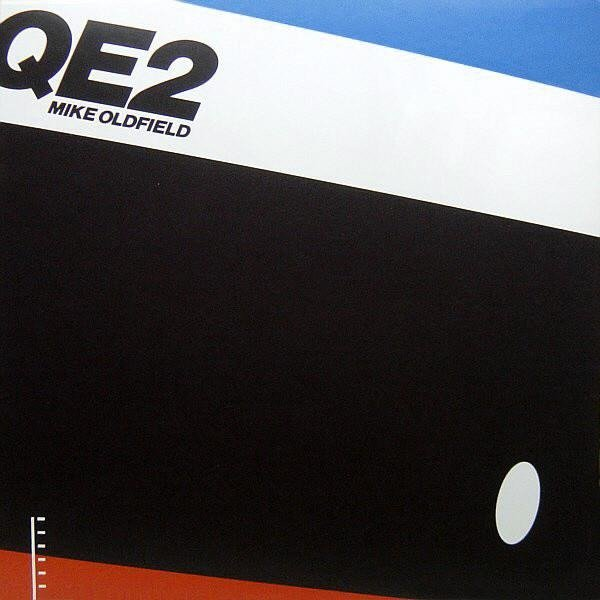 MIKE OLDFIELD Qe2 LP