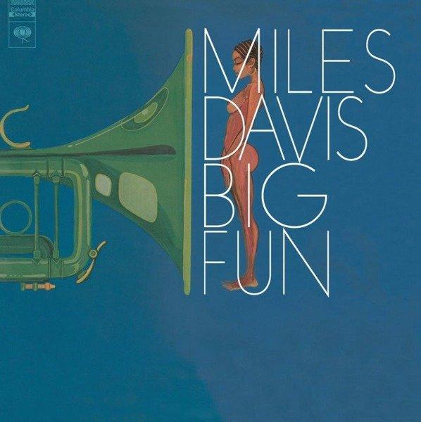 MILES DAVIS Big Fun 2LP
