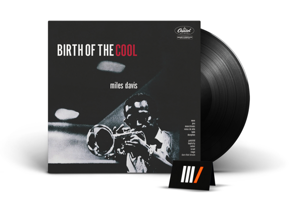 MILES DAVIS Birth Of The Cool LP