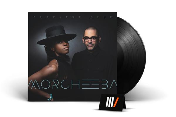 MORCHEEBA Blackest Blue LP