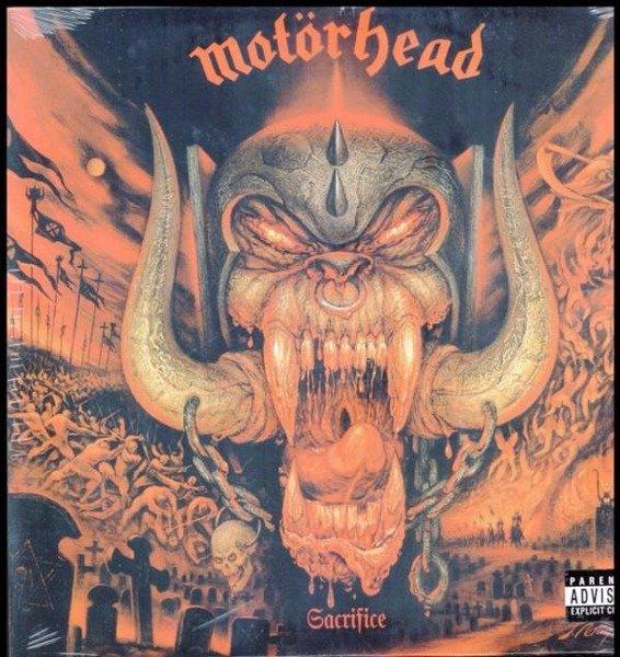 MOTORHEAD Sacrifice LP