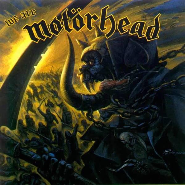MOTORHEAD We Are Motorhead LP