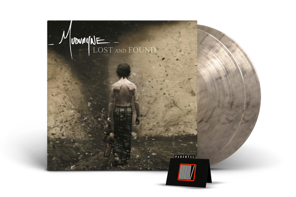 MUDVAYNE Lost and Found 2LP