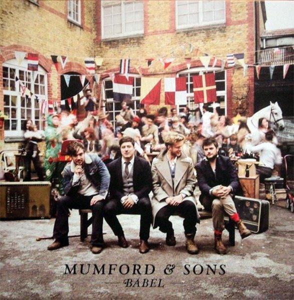 MUMFORD & SONS Babel LP