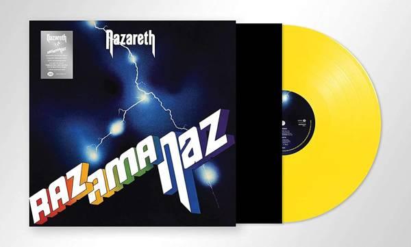 NAZARETH Razamanaz (2019 Vinyl Re-Issue) LP