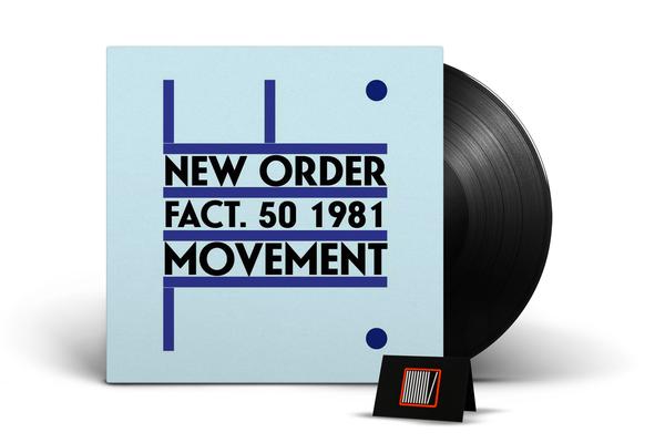 NEW ORDER Movement (LP Remaster) LP