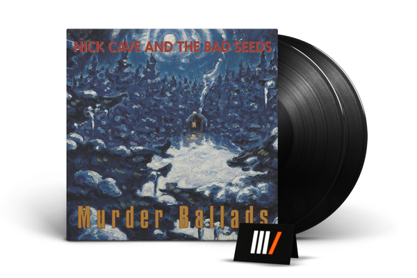 NICK CAVE & THE BAD SEEDS Murder Ballads 2LP