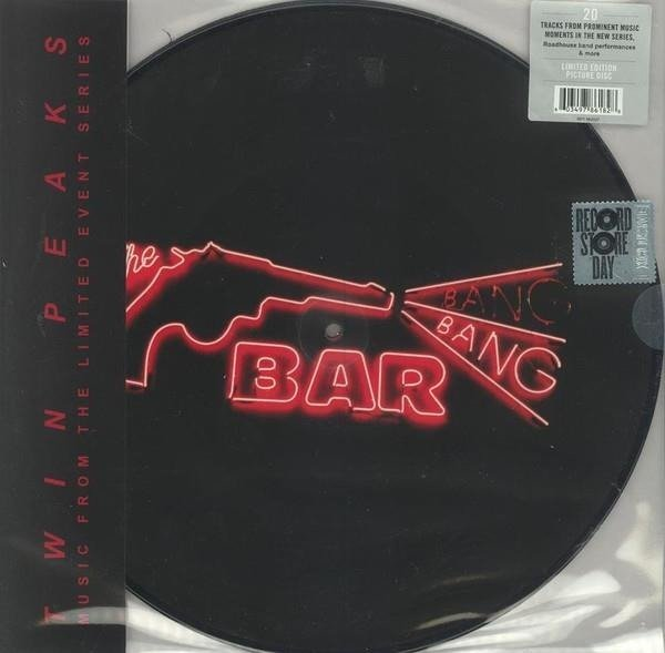 ORIGINAL SOUNDTRACK Twin Peaks (PICTURE Disc) 2 x PICTURE DISC