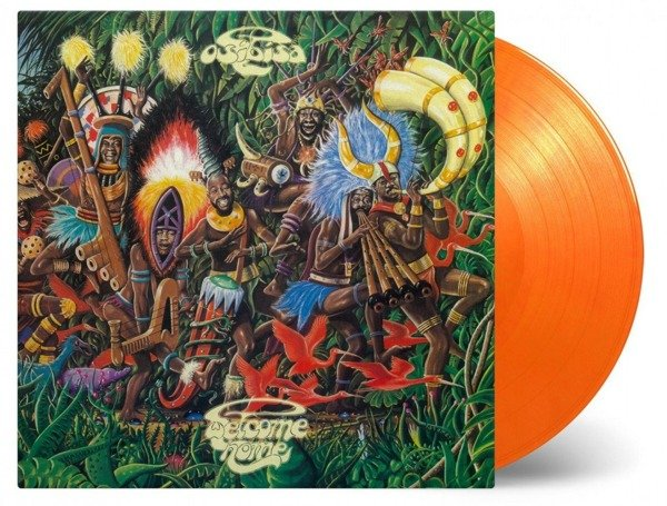 OSIBISA Welcome Home (Coloured Vinyl)  LP