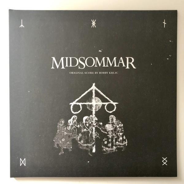 OST / BOBBY KRLIC Midsommar LP
