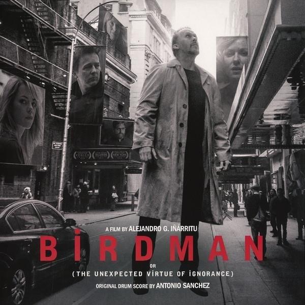 OST Birdman (ANTONIO Sanchez) 2LP