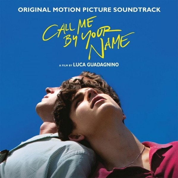OST Call Me By Your Name 2LP