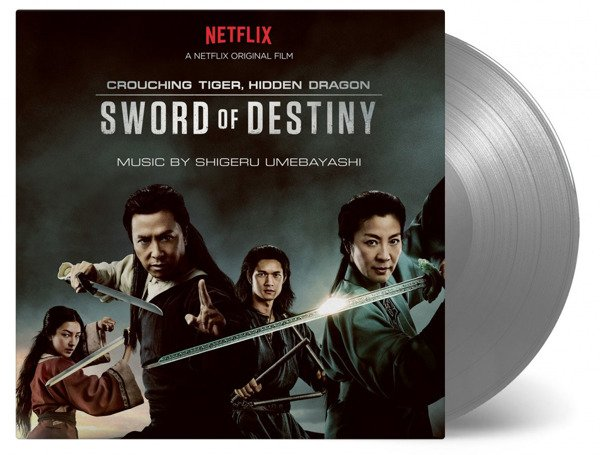 OST Crouching Tiger Sword of Destiny 2LP