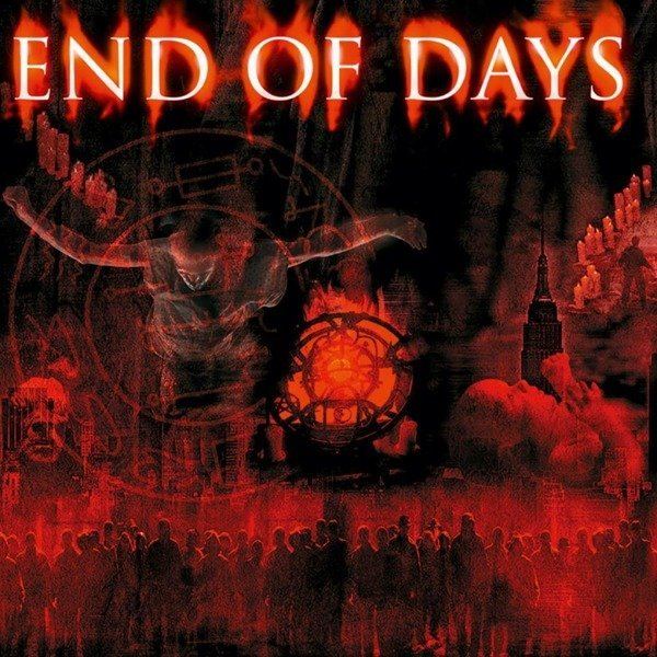 OST End of Days 2LP