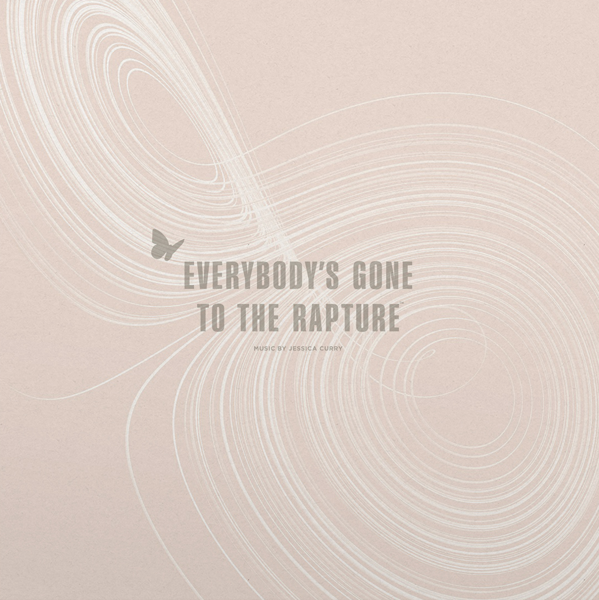 OST Everybody's Gone To the Rapture (Jessica Curry) 2LP (White Vinyl)