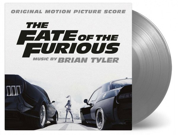 OST Fate of the Furious 2LP