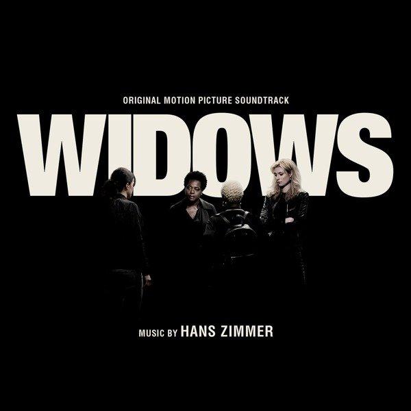 OST / HANS ZIMMER Widows LP
