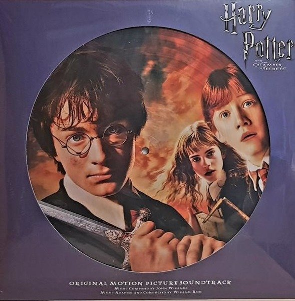 OST / JOHN WILLIAMS Harry Potter And The Chamber Of Secrets 2LP