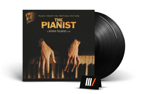 OST Pianist 2LP