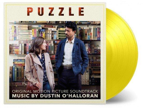 OST Puzzle LP Coloured