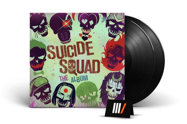 OST Suicide Squad 2LP