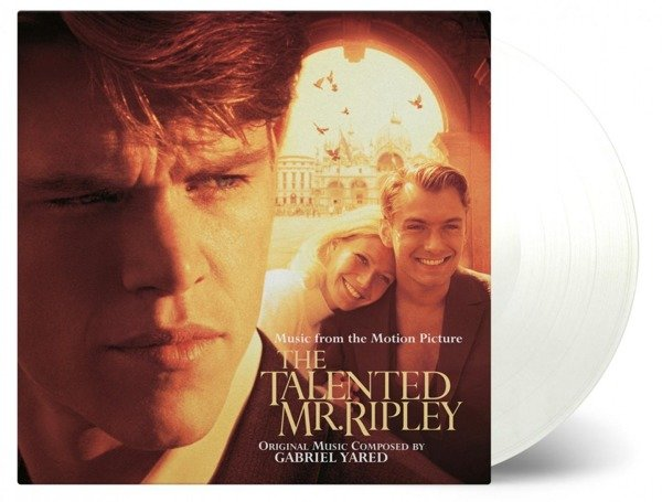 OST Talented Mr. Ripley 2LP