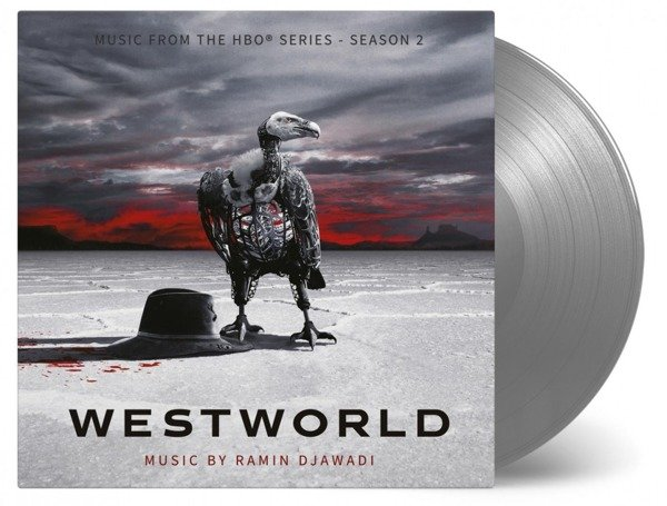 OST Westworld Season 2 3LP Coloured