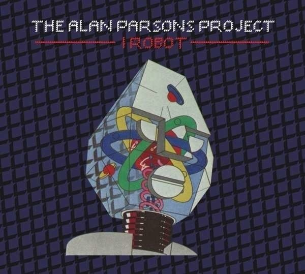 PARSONS, ALAN -PROJECT- I Robot =Legacy= 2LP