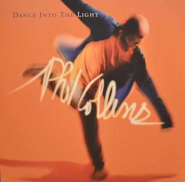 PHIL COLLINS Dance Into The Light 2LP
