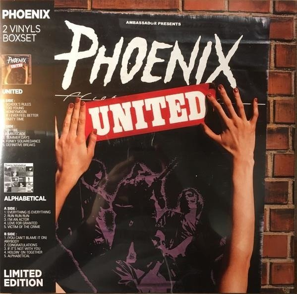 PHOENIX United / Alphabetical 2LP