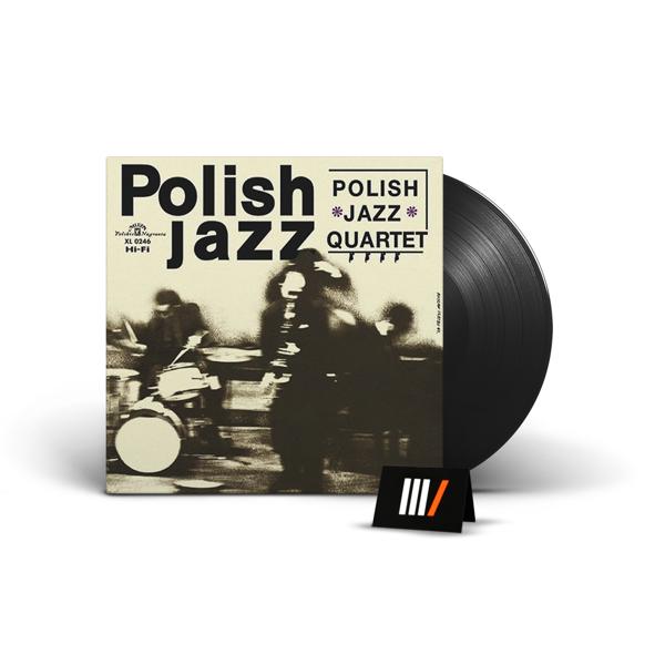POLISH JAZZ QUARTET Polish Jazz Quartet LP POLISH JAZZ