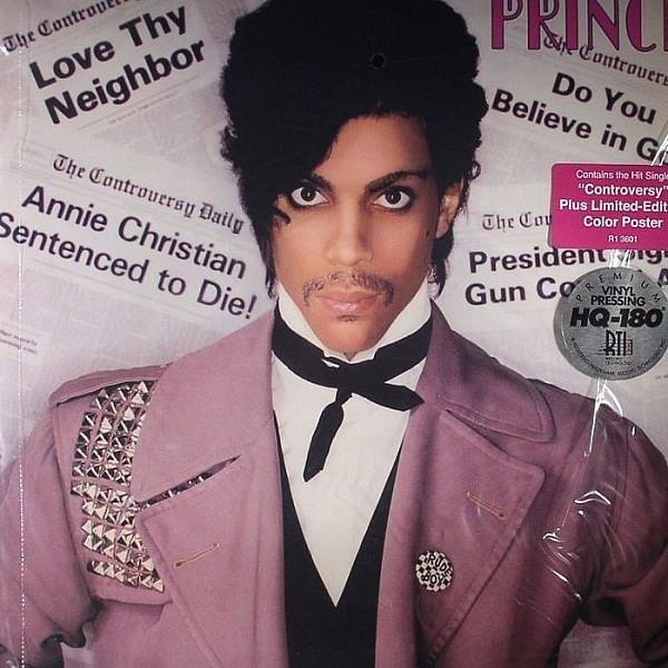 PRINCE Controversy LP