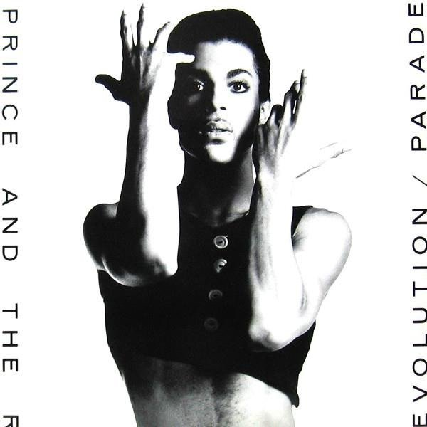 PRINCE Parade (MUSIC From The Motion Picture Under The Cherry Moon) LP