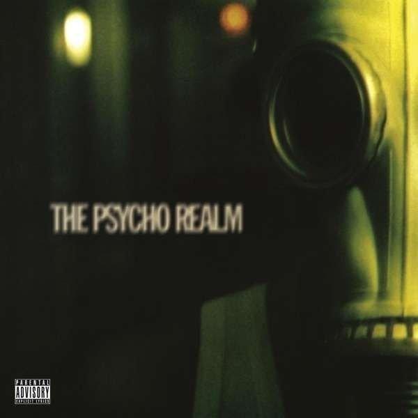 PSYCHO REALM Psycho Realm 2LP