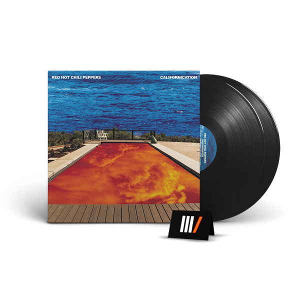 RED HOT CHILI PEPPERS Californication 2LP