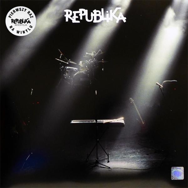 REPUBLIKA Republika 2LP