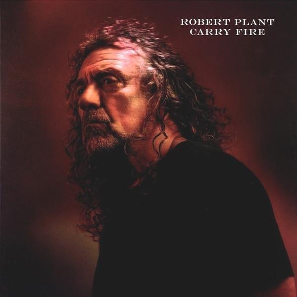 ROBERT PLANT Carry Fire 2LP