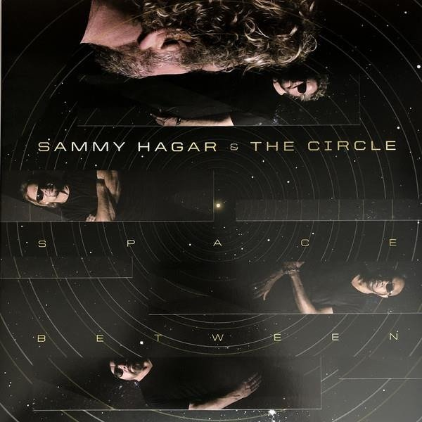 SAMMY HAGAR & THE CIRCLE Space Between LP