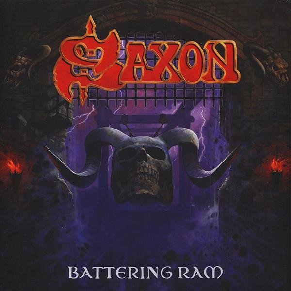 SAXON Battering Ram LP