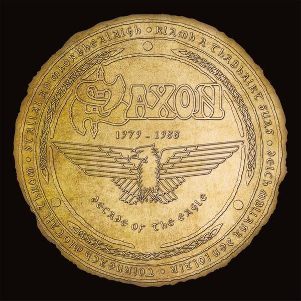 SAXON Decade Of The Eagle 4LP