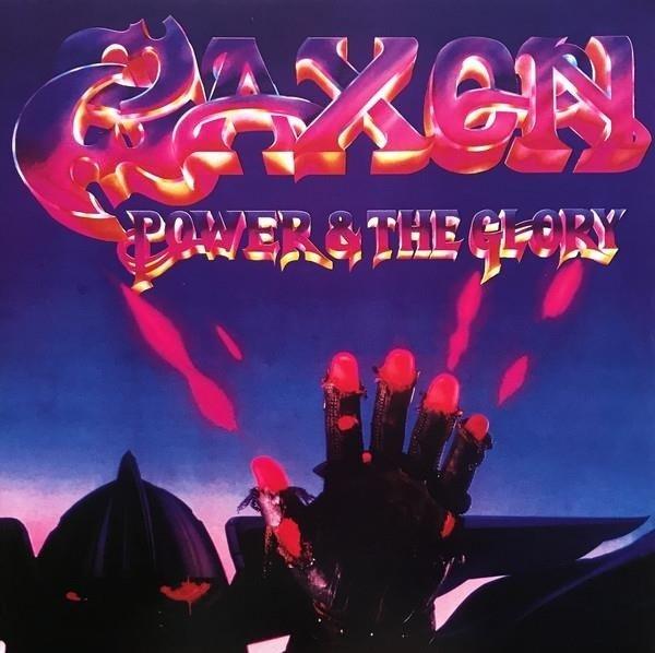 SAXON Power & The Glory LP